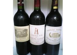 格付け1級ワイン