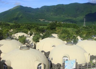 阿蘇ファームランドヴィレッジ:大自然体験型の滞在型健康宿泊施設