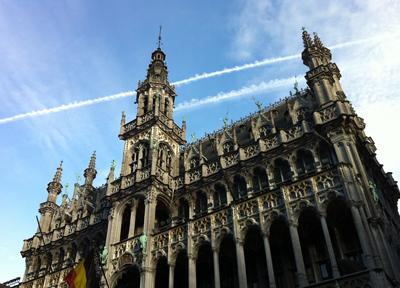首都ブリュッセル