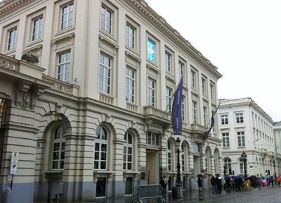 ブリュッセルのマグリット美術館