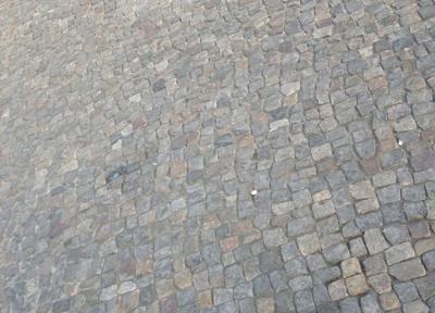 石畳のベルリン