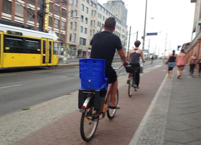 自転車ツアーに参加してみる?