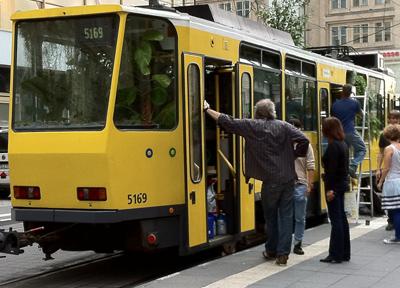 ドイツの電車の乗り方