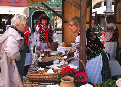 ポーランドの食文化と現代の食事
