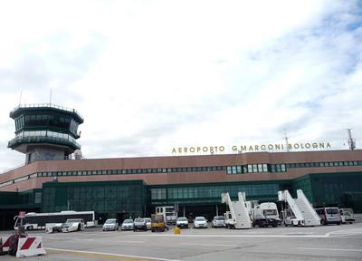 イタリア・ボローニャ マルコーニ空港