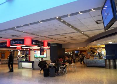 ニューヨークJFK空港のターミナル7