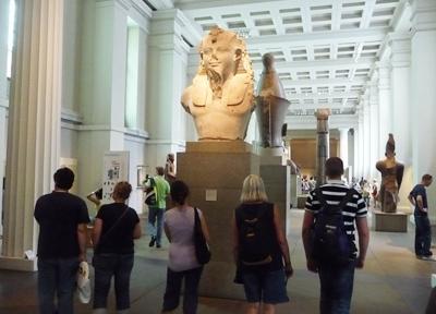 イギリス 大英博物館