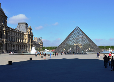 フランス・パリのルーブル美術館