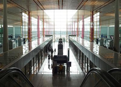 中国・北京国際空港