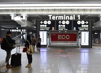 関西国際空港 鉄道ターミナル