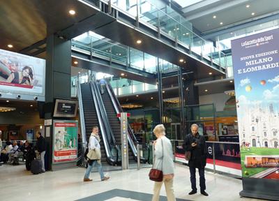 ミラノ・ポルタガリバルディ駅