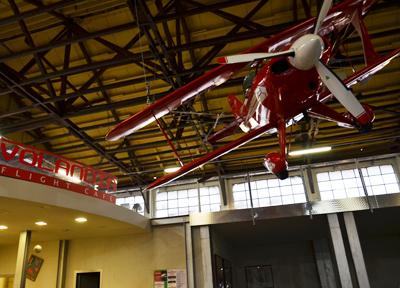 イタリアの航空博物館は『紅の豚』の世界!