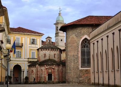 イタリア北西部 アルプス山脈の麓にある街を訪ねる