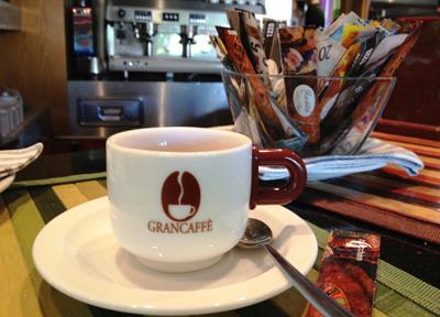 イタリアの「バール」選手権で優勝したカフェに行く
