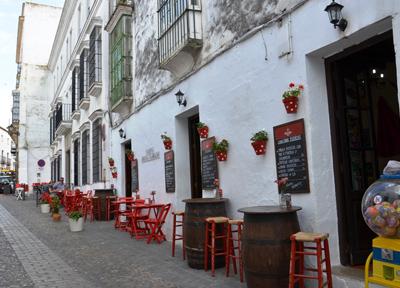 アルコス・デ・ラ・フロンテーラの街並み