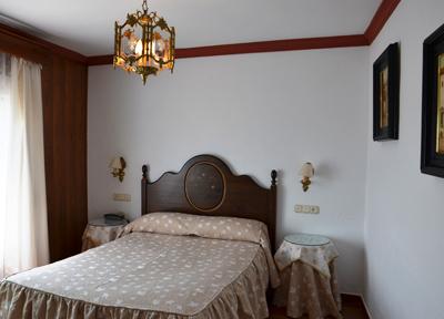 アルコス・デ・ラ・フロンテーラの2つ星ホテルの部屋