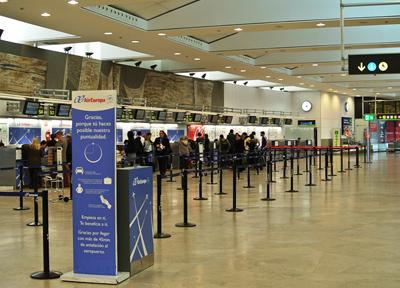 マドリッド・バラハス空港 第2ターミナル