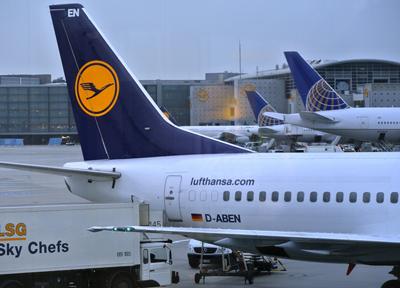 ルフトハンザ・ドイツ航空の機体