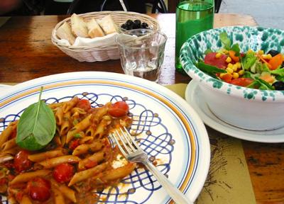 食事のマナー(欧米編) イタリア・フィレンツェ