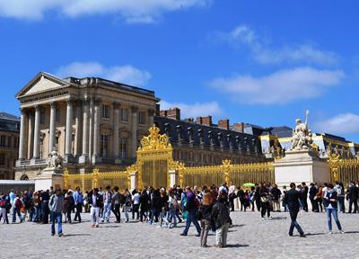 ヴェルサイユ宮殿の画像 p1_3