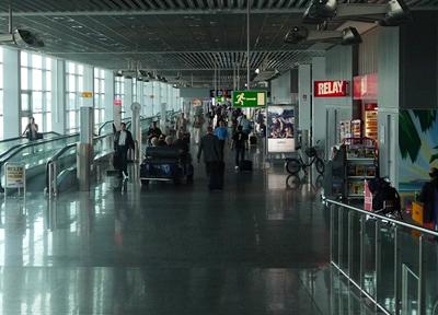 ドイツ・フランクフルト国際空港