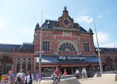 フローニンゲン駅