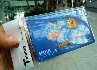 ソウルで便利な「T-money」