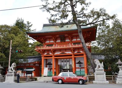 今宮神社は「玉の輿」で知られる