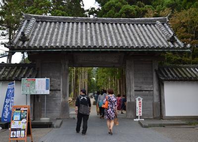 松島・円通院の山門