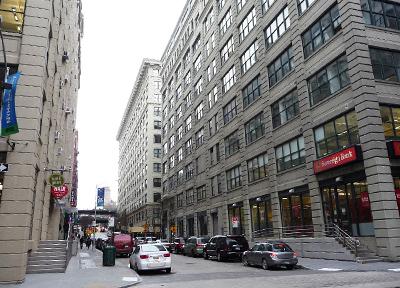 ブルックリンの新名所「ダンボ」