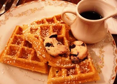 「不思議の国のアリス」のカフェメニュー