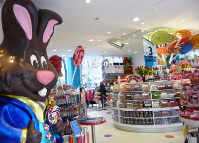 チョコレート専門店Max Brenner