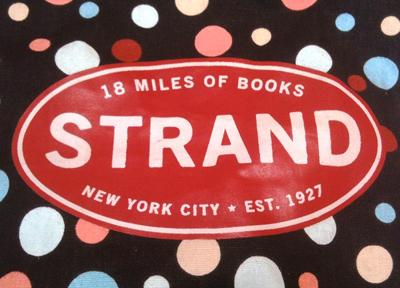 「STRAND Bookstore」の人気バッグ