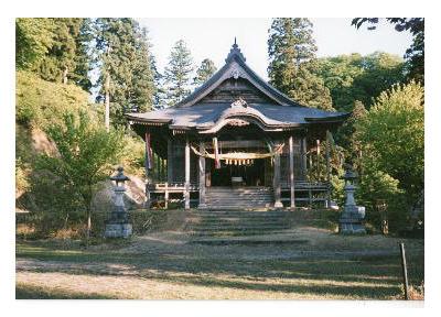 二王子神社