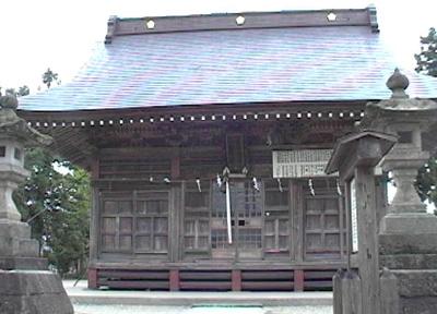 須佐之男神社おもて