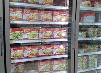 アメリカの冷凍食品