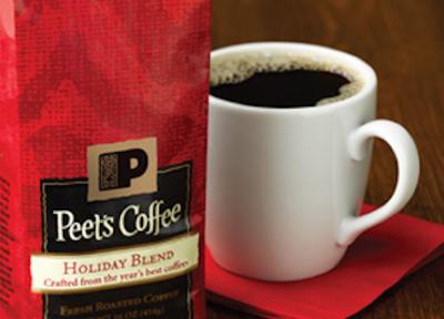Peet's Coffee & Tea(ピーツ・コーヒー&ティー)