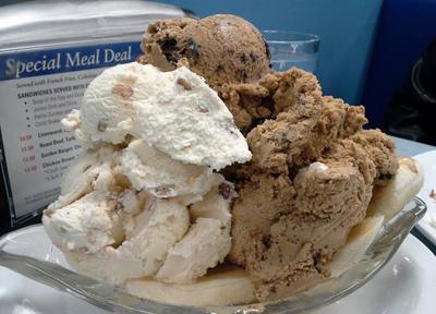 本場アメリカのアイスクリーム