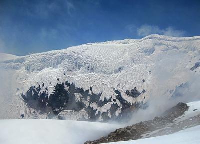 ヴァジャリカ山 頂上