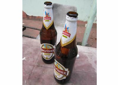 ヒンドゥー教のインド人は(建前上)お酒を飲みません