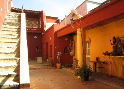 メキシコの家探し