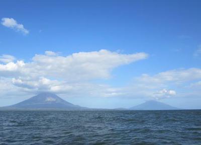 ニカラグア湖